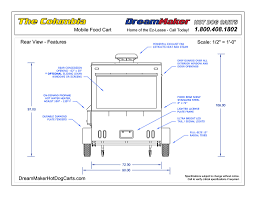 Columbia Mobile Kitchen | DreamMaker Hot Dog Carts Oceanside Pro Cart Drawings Dreammaker Hot Dog Carts 16 Foot Box Truck Dimeions Line Drawing Of Side View Food Storage Cabinets Cabinet Design Build And Operate Your Own Food Truck With Ccession Nation We Sample Floor Plans Models Summer At Seven Springs A Visit From Amigos Locos Built For Sale Tampa Bay Trucks 1992 10ft Kitchen Mobile Lunch Vending Youtube Bounty Outstanding Burgers Jfood Eats Our Dburritos Fresh Mex Ipdent Size Chart Pictures Promotional Vehicles Manufacturer
