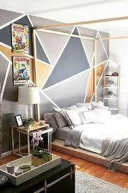 peindre mur chambre 1001 idées pour votre peinture murale originale bedrooms deco