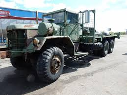 100 5 Ton Army Truck Solid 1977 AM General M812 Ton Bridge Military For Sale
