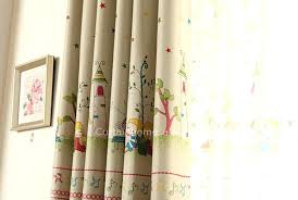 beautiful nursery blackout curtains baby decoration – gofunderfo