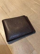 portefeuilles louis vuitton pour homme ebay