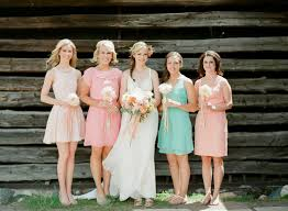 What To Wear A Rustic Wedding Colorful Bohemian