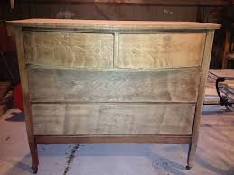 Tiger Oak Dresser Chest by Tiger Oak Dresser Refinish Interweb Bits