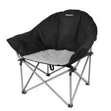 100 Oversized Padded Folding Chairs Amazoncom KingCamp Sofa Camping Chair Moon Saucer