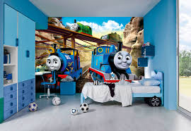 Thomas The Tank Engine Bedroom Decor by Thomas The Tank Engine Wall Murals