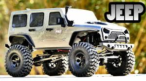 100 Rgt RGT JEEP 110 RTR Rock Crawler Unboxing And First Look