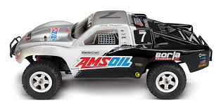 Slash: Pro 4WD Short Course Racing Truck With TQ 2.4GHz Radio