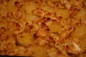 cuisiner morue recette de morue aux pommes de terre la recette facile