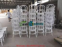chaises thonet a vendre solide chaise en bois cintré de mariage thonet chaise empilable
