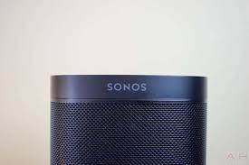 Sonos Ceiling Speakers Amazon by Sonos One Review Premium Sound Meets Amazon Alexa
