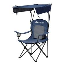 Folding Chair With Canopy & Double Folding C&ing Chair Canopy Chair ...