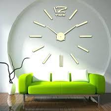 Big Clocks For Living Room Large Wall Arrival Home Decor Quartz Clock