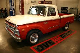 1965 Ford F100 Overhaulin' - Total Cost Involved