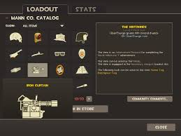 Tf2 Iron Curtain Stats by 2d Item Icons V1 4 12 Team Fortress 2 Gui Mods
