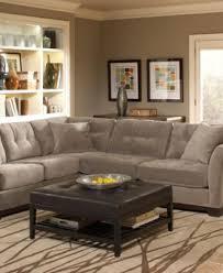 elliot fabric microfiber 2 piece sectional sofa created for