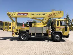 Bison/Palfinger TKA 35 KS - Truck Mounted Aerial Platforms, Price ...