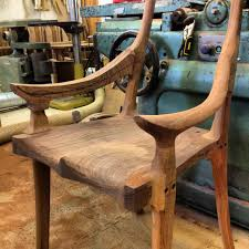 Maloof Rocking Chair Joints by My Fine Woodworking Instagram Feed Custom Wooden Rocking Chairs