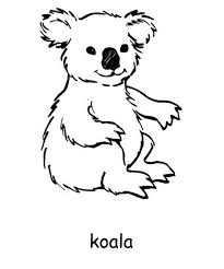 Unique Australia Coloring Pages Cool Inspiring Ideas
