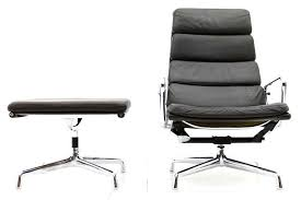 Herman Miller Eames Soft Pad Executive Chair by Charles And Ray Eames Soft Pad Lounge Chair Ea 222 H Miller At