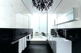 credence cuisine noir et blanc deco cuisine york affordable incroyable credence york noir