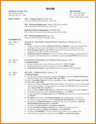 Diploma Mechanical Engineering Resume Format Elegant Samples Doc Sample Pdf Free