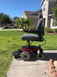 Jazzy Power Chairs Used by Used Pride Jazzy 1103 Ultra Power Wheelchair