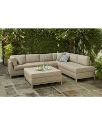 Closeout Deals On Patio Furniture by Sunbrella Outdoor Patio Furniture Macy U0027s