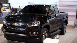 2015 Chevy Colorado - YouTube