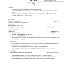 Real Resume Examples Roots Of Rock