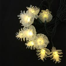 Pine Cone Christmas Tree Lights by Online Buy Wholesale Led Pine Tree From China Led Pine Tree