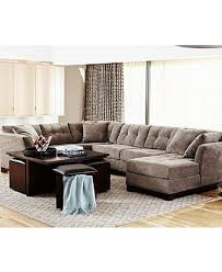 elliot fabric sectional collection created for macy s sofa