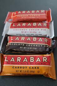 Homemade Lara Bars Chocolate Cashew Cookie Green Adrenaline