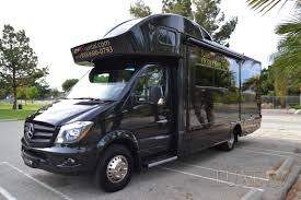 RV Mercedes For Rent Luxe 25 Min