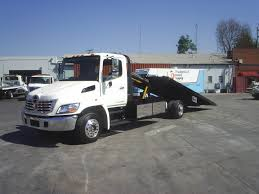 Tow Truck: Tow Truck Flatbed