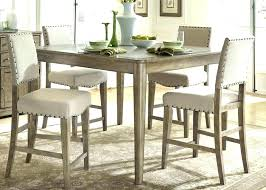 High Dining Room Table Sets Tall Kitchen Awesome Bar Height Set