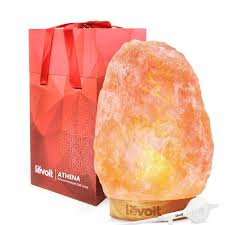Himalayan Salt Lamp Bulbs using a salt lamp in my bedroom has made a huge difference in my