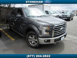 2016 Used Ford F-150 4WD SuperCrew 145