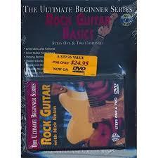 Get Quotations Alfred 00 DVD1003 Ultimate Beginner Mega Pak Rock Guitar