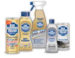 NEW BAR KEEPERS FRIEND Coupon Worth $1 00 & Deal FTM