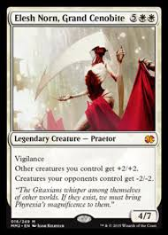 elesh norn grand cenobite mtg magic the gathering modern masters