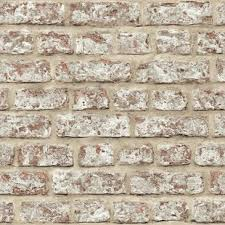 Rustic 335 X 22 Brick Wallpaper Roll
