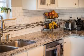 Kitchen Countertops And Backsplash Pictures Kitchen Tile Image Galleries For Inspiration