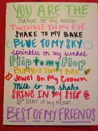 Diy Birthday Gifts For Best Friend