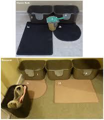 best cat litter boxes litter box setup for cats