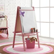 Kidkraft Easel Desk Uk by Classic Playtime Deluxe Easel Espresso Hayneedle