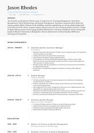 Quality Assurance Manager - Resume Samples & Templates   VisualCV Quality Assurance Resume New Fresh Examples Rumes Ecologist Assurance Manager Sample From Table To Samples Analyst Templates Awesome For Call Center Template Makgthepointco Beautiful Gallery Qa Automation Engineer Resume 25 Unique Unitscardcom Sakuranbogumicom 13 Quality Cover Letter Samples Ldownatthealbanycom Within