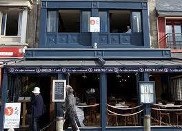 creperie du port cancale gourmet restaurant in cancale la table breizh café