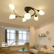 unterputz deckenleuchten des rustikalen led kreative wohnzimmer deckenleuchte schlafzimmer deckenleuchte deckenleuchte für esszimmer