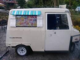RANDOM] This Is My Cushman Ice Cream Truck And Is A WiP I Plan On ...