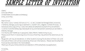 Idea Invitation Letter Business Visa China Invitation Letter
